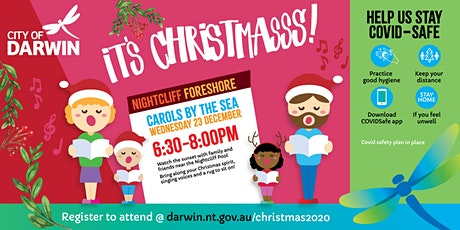 Nightcliff Foreshore Carols by the Sea tickets
