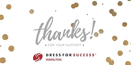 Dress for Success Hamilton 2020 Celebration Luncheon tickets