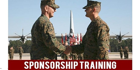 Virtual Sponsorship Training for MCBH Personnel tickets