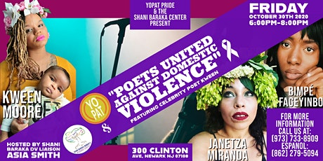 Poets United Against Domestic Violence tickets