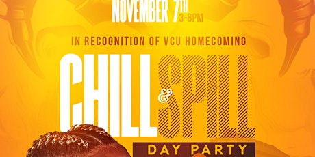Chill & Spill Day Party 2020 at Kabana tickets