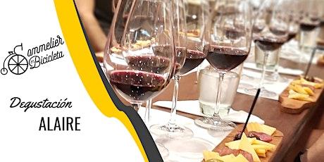 Degustación de Vinos ALAIRE entradas