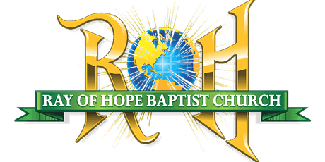 Oct. 25th Ray of Hope Sunday Worship tickets