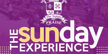 10AM SUNDAY SERVICE @ THE TEMPLE OF PRAISE tickets