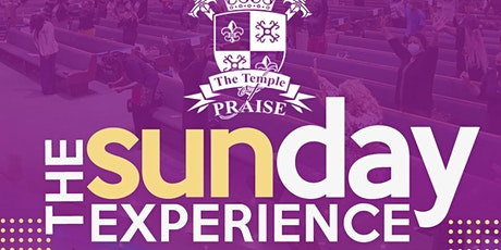 12NOON SUNDAY SERVICE @ THE TEMPLE OF PRAISE tickets