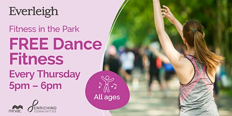 Dance Fitness in the Park tickets