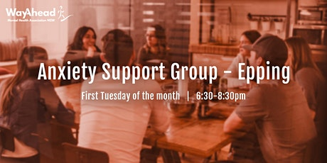 Epping Anxiety Support Group tickets