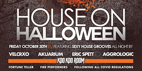 HOUSE ON HALLOWEEN : Bass Family Presents tickets