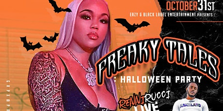 Freaky Tales : Halloween Party tickets