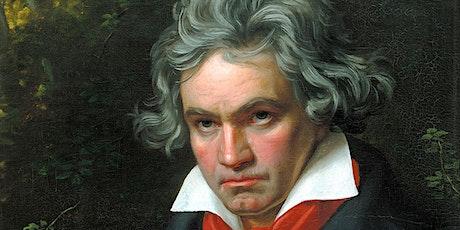 Homenaje a Beethoven biglietti