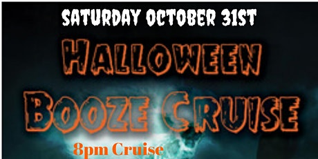 Halloween Booze Cruise Boat Party in Atlantic City - Saturday October 31st tickets