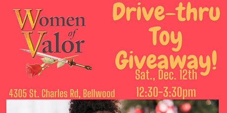 Women of Valor Toy GiveAway