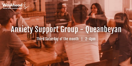 Queanbeyan Anxiety Support Group tickets