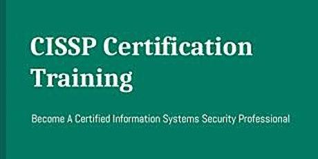 CISSP Training tickets