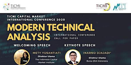 TICMI Capital Market International  Conference 2020 tickets