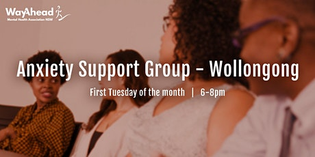 Wollongong Anxiety Support Group tickets