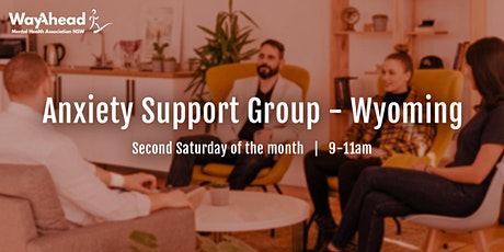 Wyoming Anxiety Support Group tickets