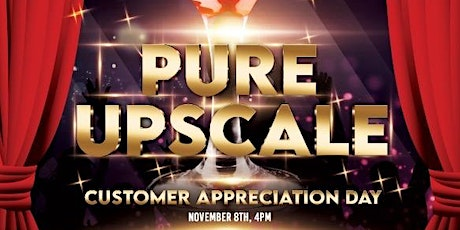Pure Upscale Barber & Hair Studio: Customer Appreciation Day Party tickets