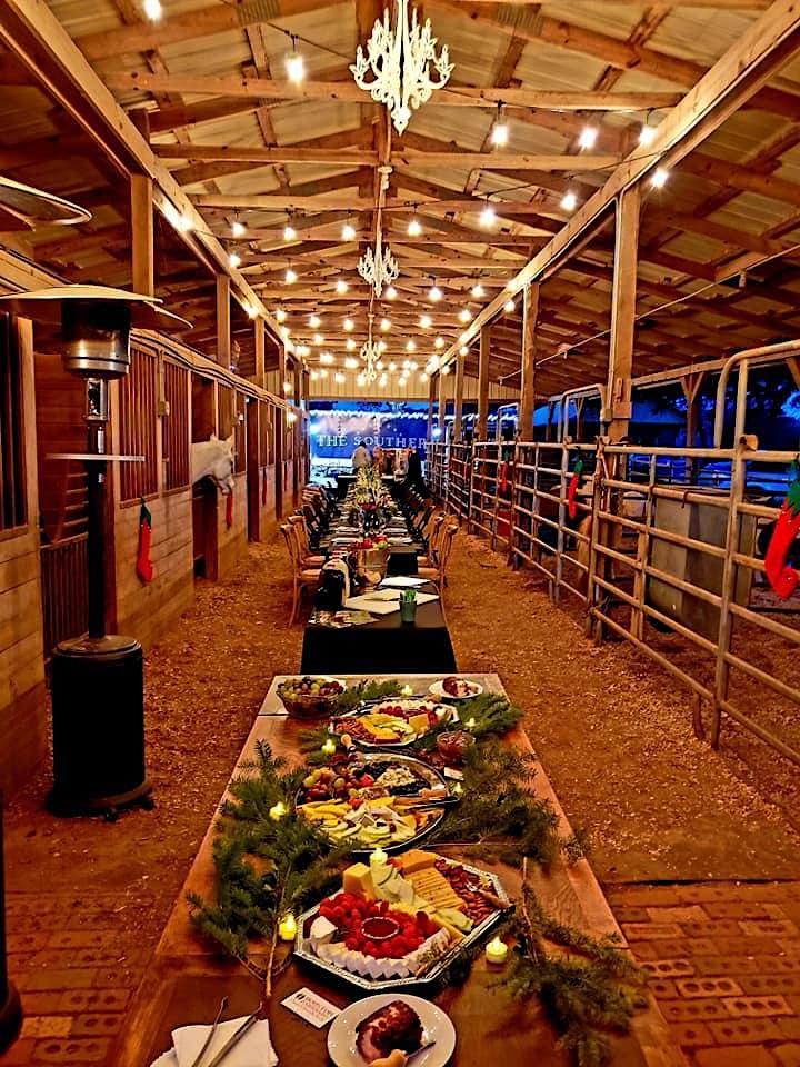 Christmas Dinner at the Farm image