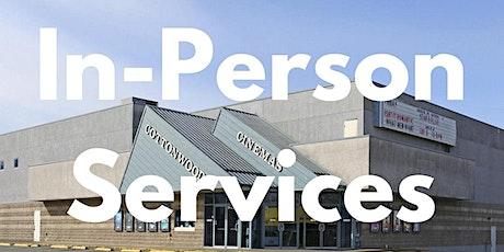 Person Service tickets