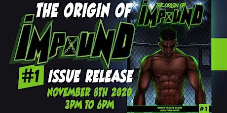 Impound Comics #1 Pop Up Event tickets