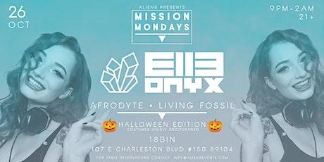 Mission Monday W/ Elle Onyx tickets