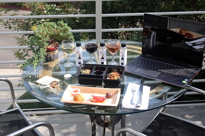 NutriFit Virtual Guided Tasting Experience : Travel Series image