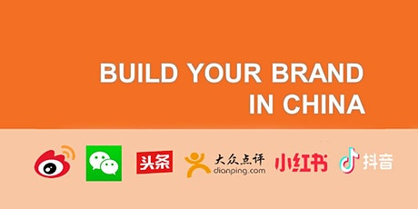 Building Your Brand in China via Social Media tickets