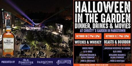 Halloween Movie Nights in the Garden presented by Louisville Halloween tickets