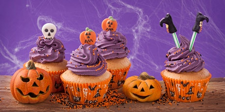Halloween Cupcake Kit tickets