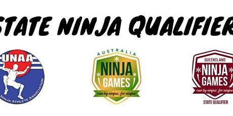 Ninja Parc Townsville- ANG State Qualifier (QLD)- Kids tickets