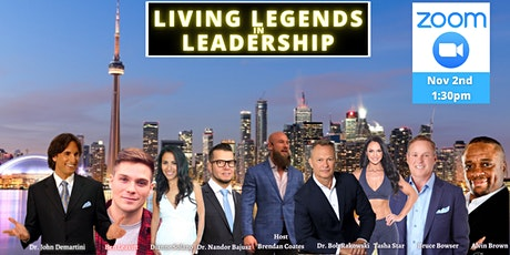 Living Legends in Leadership Seminar Virtual Mini Summit tickets
