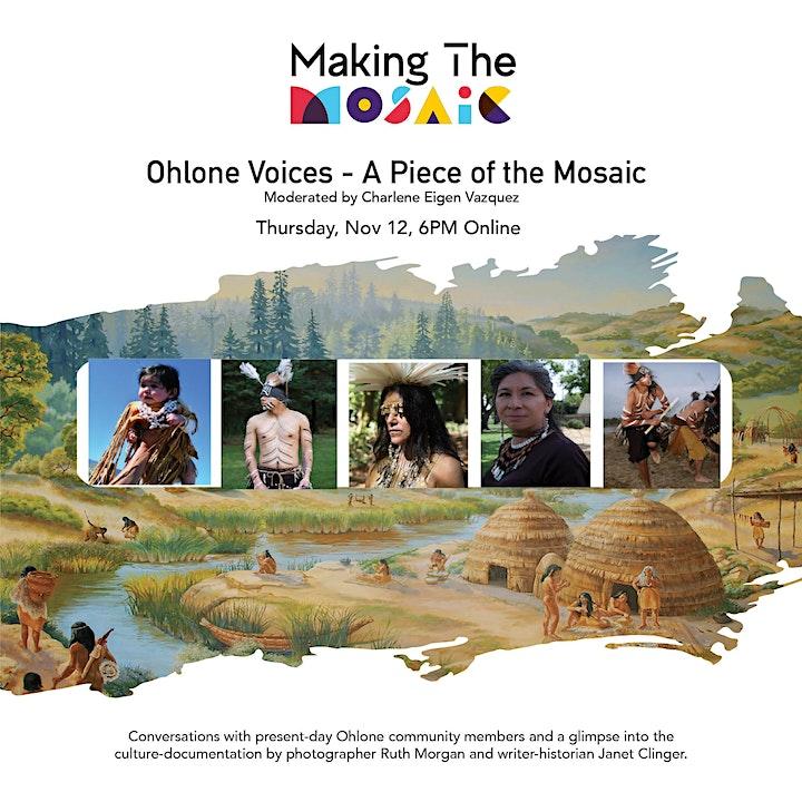 Hummingbird Circle: Ohlone Voices image