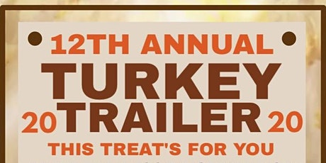 TURKEY TRAILER 2020: THIS TREAT'S FOR YOU! tickets