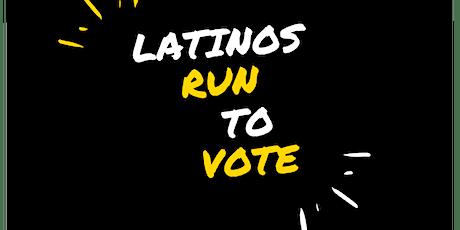 Run 2 Vote - Week Challenge tickets