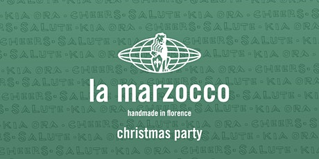 La Marzocco's Holiday Party tickets