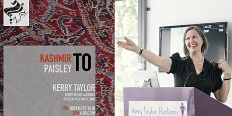 3.2 DIALOGUES ON THE ART OF ARAB FASHION: KASHMIR TO PAISLEY tickets