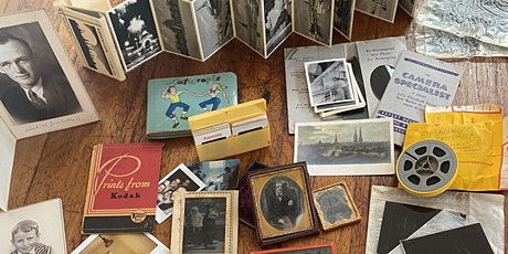 Caring for Photographs tickets