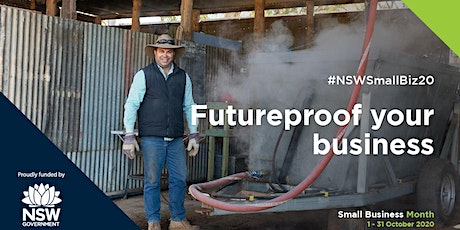 Tradies, Farmers & Small Businesses - Let's Talk over a Cuppa! tickets