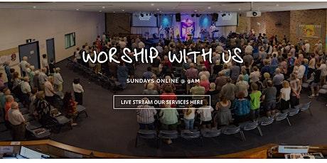 Sunday 8th November 2020 - Onsite Sunday Morning Service tickets