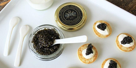 Local Foodie Live: Tips for gifting Caviar with Hope Budman at Caviar Co SF tickets