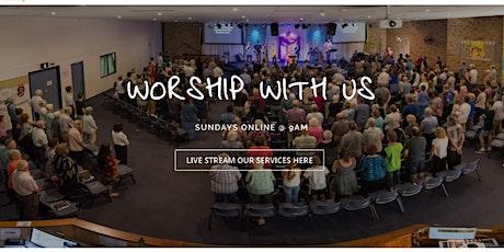 Sunday 22nd November 2020 - Onsite Sunday Morning Service tickets
