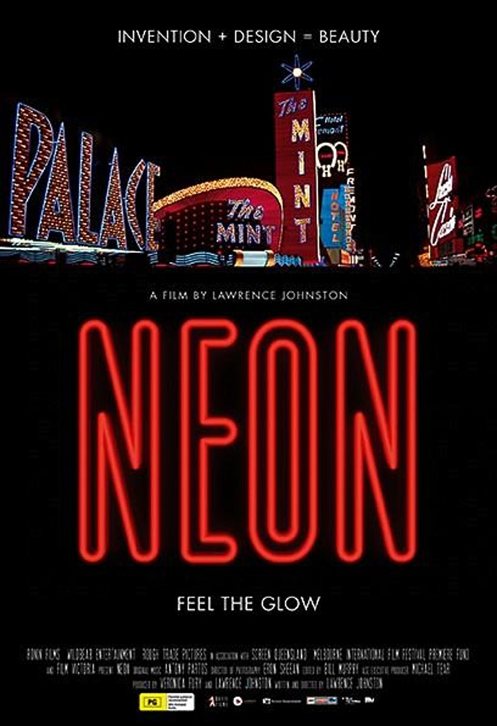 Lunchtime screening: Neon image