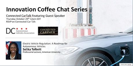Innovation Coffee Chat with Selika Talbott tickets