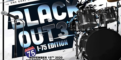 Blackout 3 I-75 Edition tickets