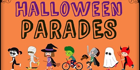 Halloween 2020 Parade-Green Valley Estates tickets