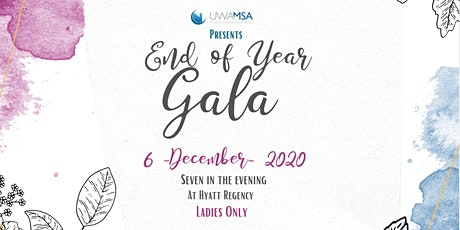End of Year Gala tickets