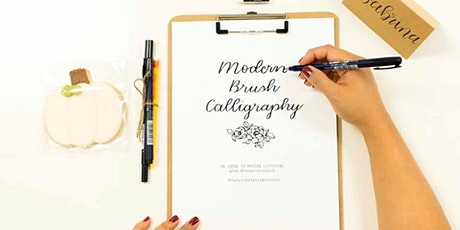 VIRTUAL Calligraphy Workshop tickets