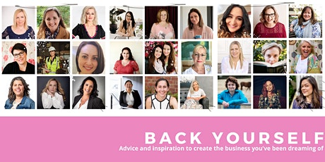 Back Yourself Business Festival tickets