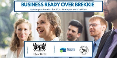 Business Ready Over Brekkie tickets